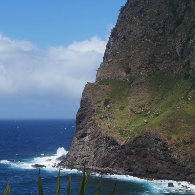 """""""Maui Coast"""" stock image"""