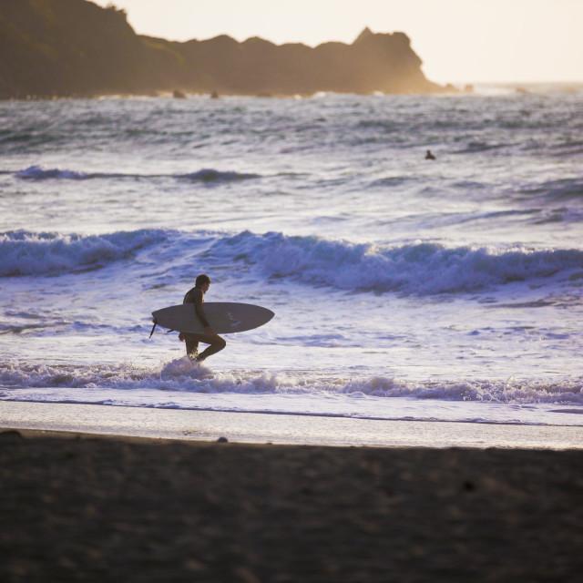 """Surf"" stock image"