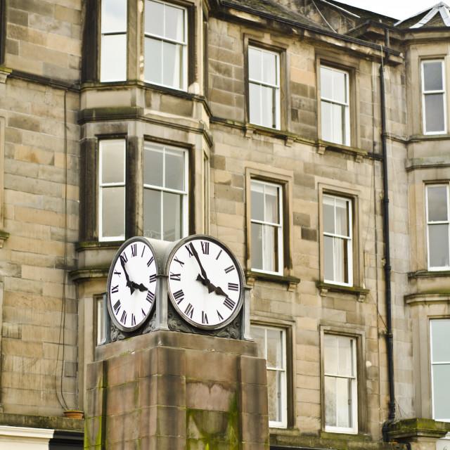 """Edinburgh architecture"" stock image"