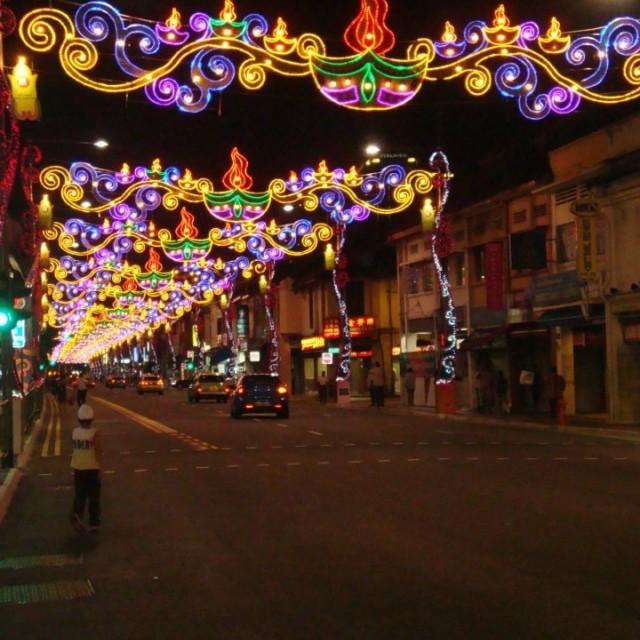 """Diwali, Singapore"" stock image"