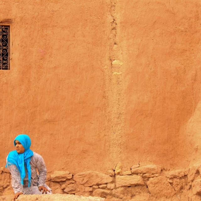 """""""berber woman"""" stock image"""