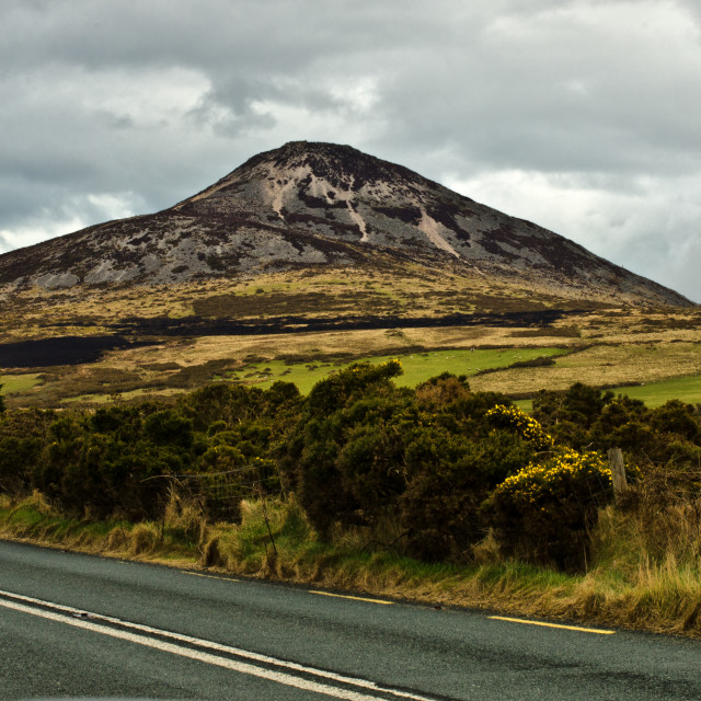 """Sugar Loaf Mountain"" stock image"