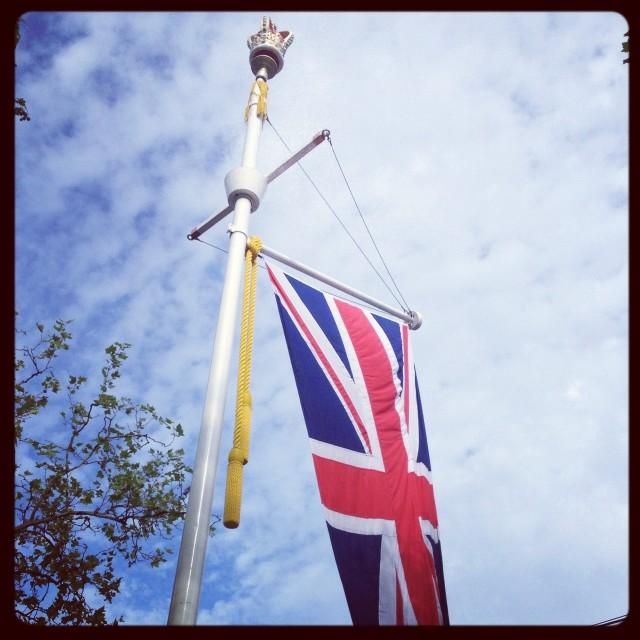 """""""Union Jack"""" stock image"""