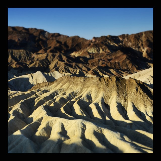 """Death Valley rocks"" stock image"