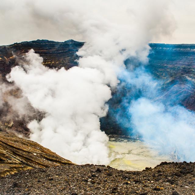"""""""Volcano"""" stock image"""