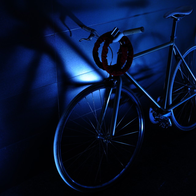 """""""Bicycle porn"""" stock image"""