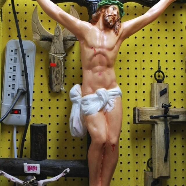 """Personal Jesus"" stock image"