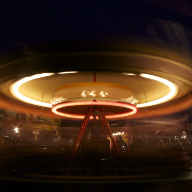 """Carousel"" stock image"