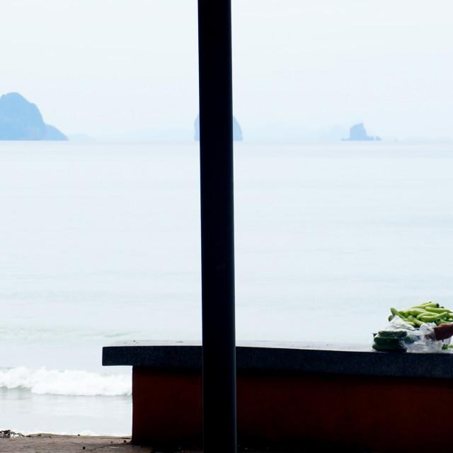 """Ao Nang, Thailand"" stock image"