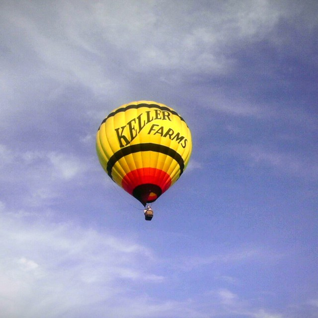 """Up Up and Away 2"" stock image"