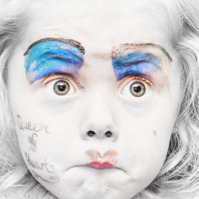 """Ellie Clown"" stock image"