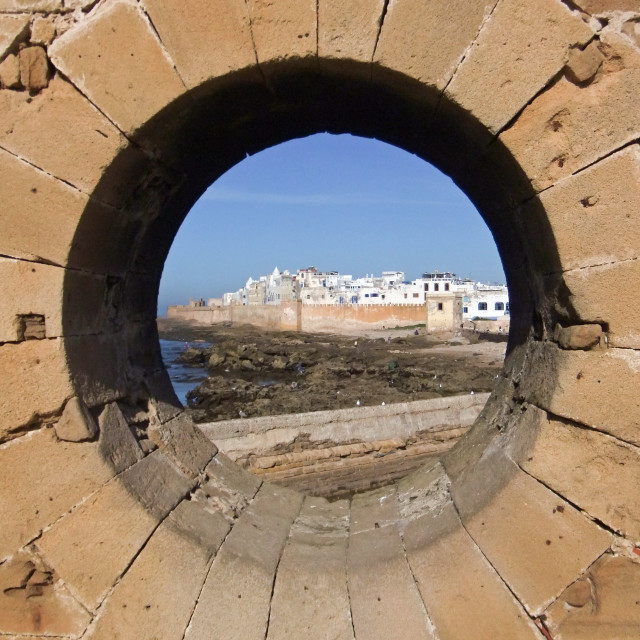 """Essaouira, Morocco"" stock image"
