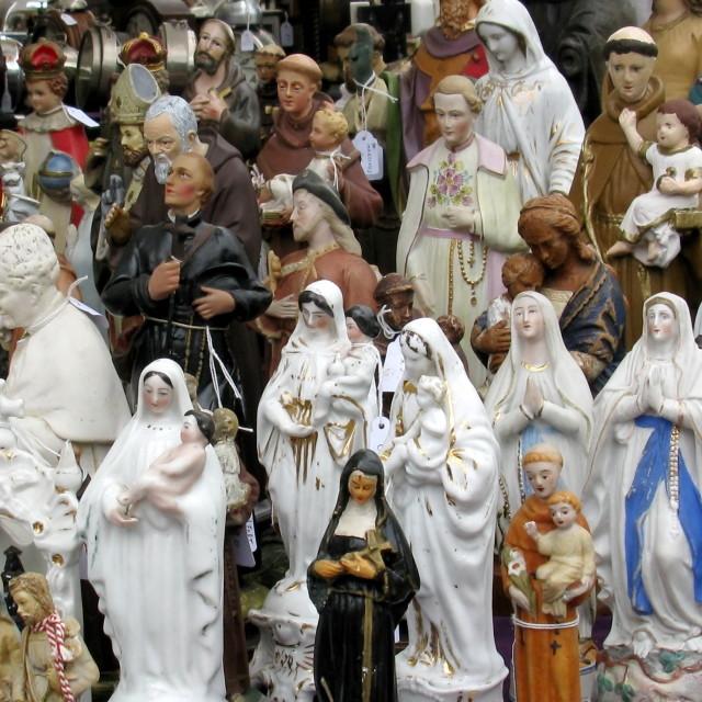 """All Saints"" stock image"