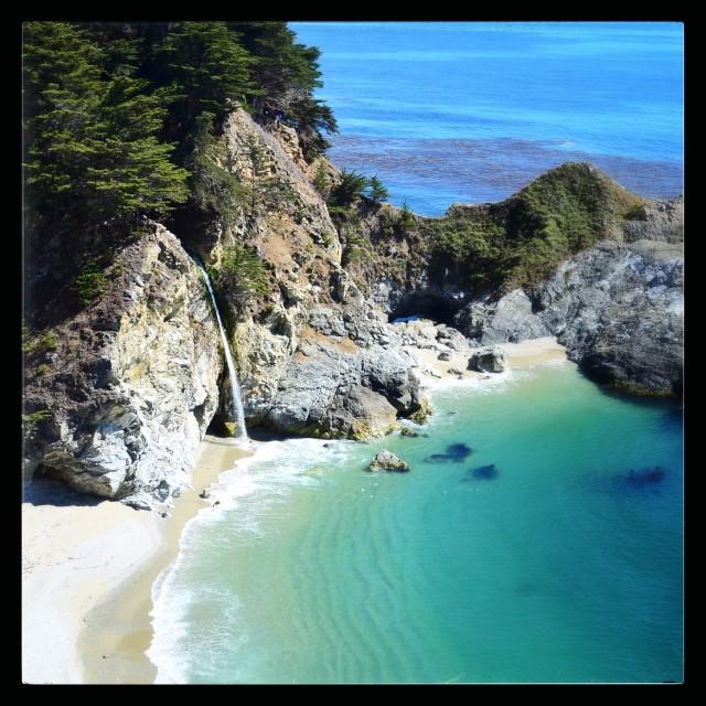 """Paradise beach"" stock image"