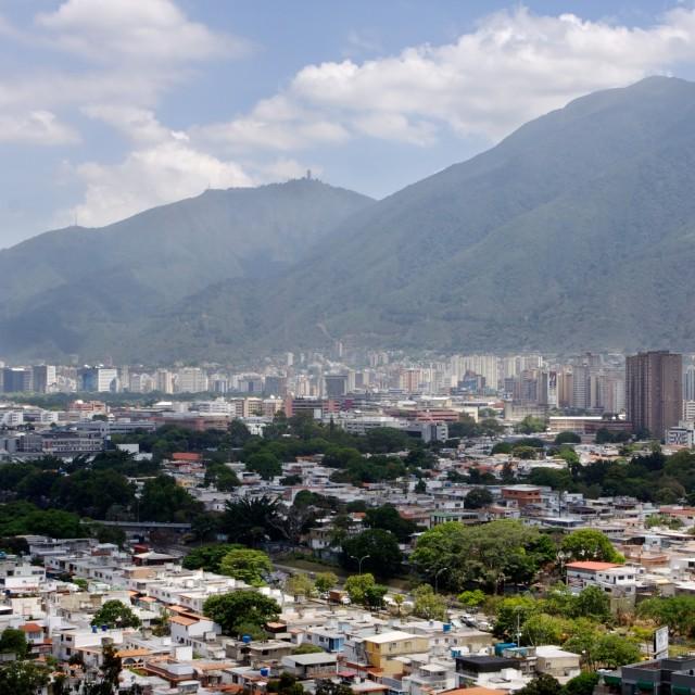 """Caracas"" stock image"