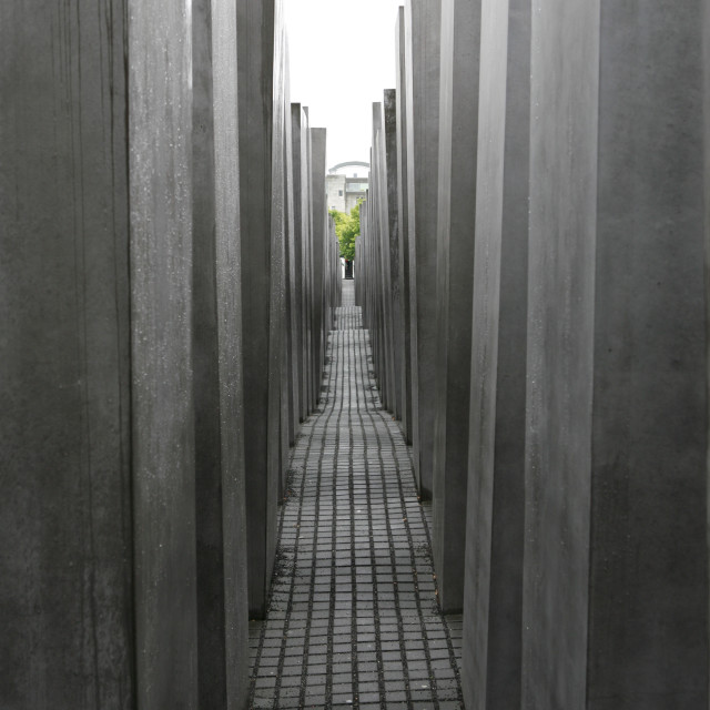 """Holocaust Memorial"" stock image"