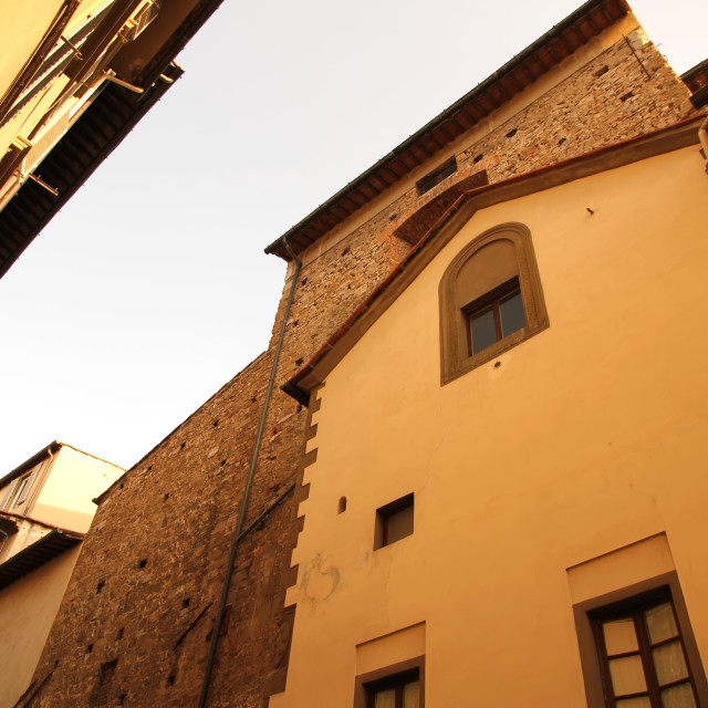"""""""Historic Architecture in Florence"""" stock image"""