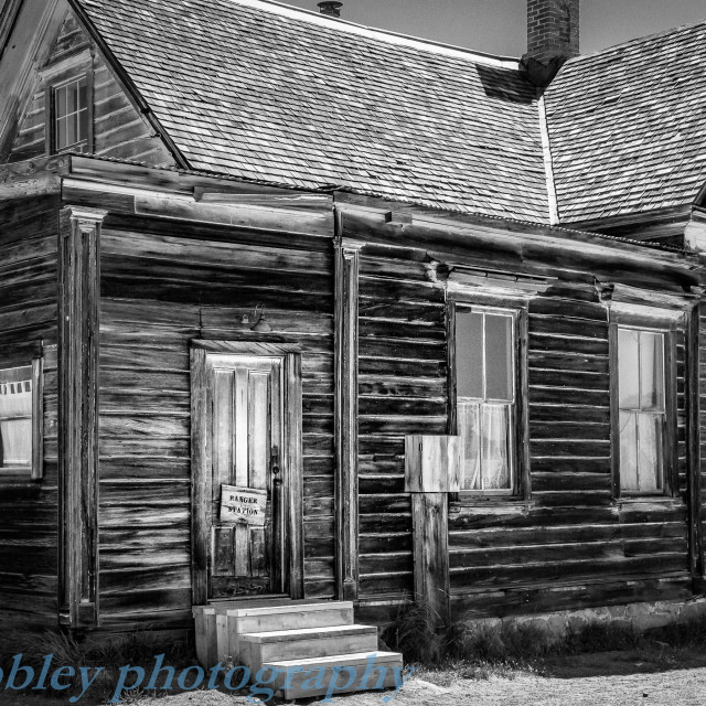 """""""bodie House"""" stock image"""