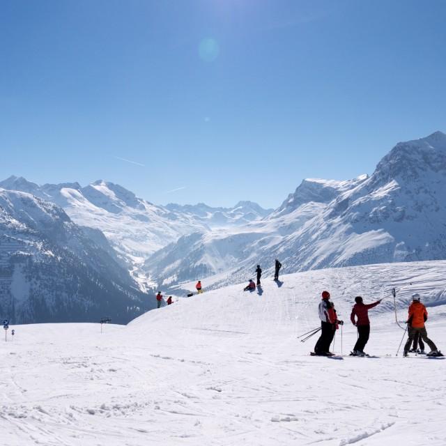 """""""Alps"""" stock image"""