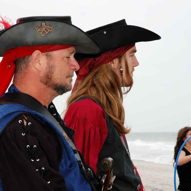 """""""Ahoy Matey"""" stock image"""