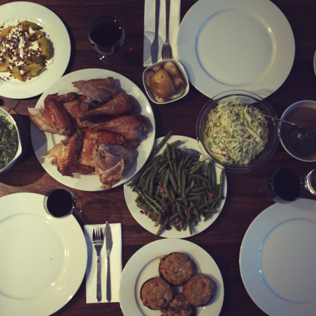 """thanksgiving dinner"" stock image"
