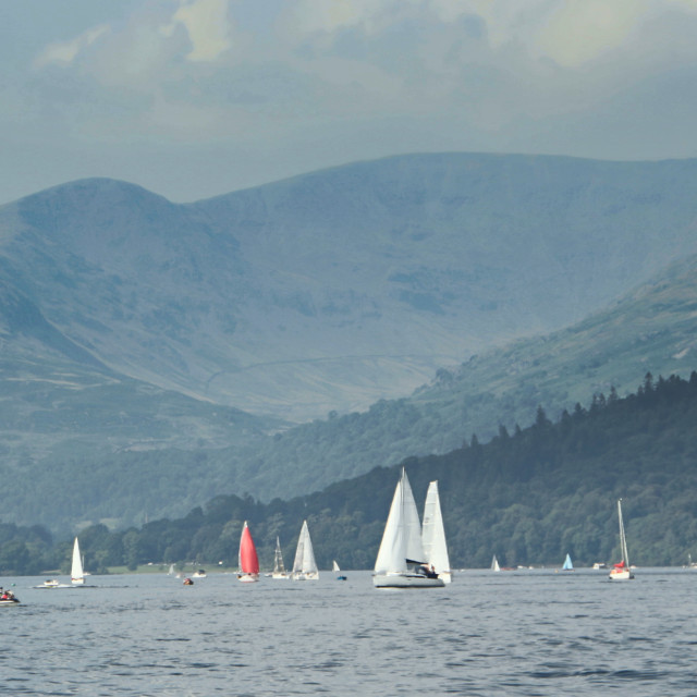 """Windermere"" stock image"