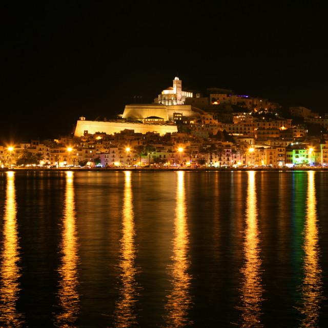 """Eivissa"" stock image"