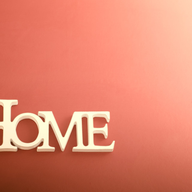 """RED Home"" stock image"