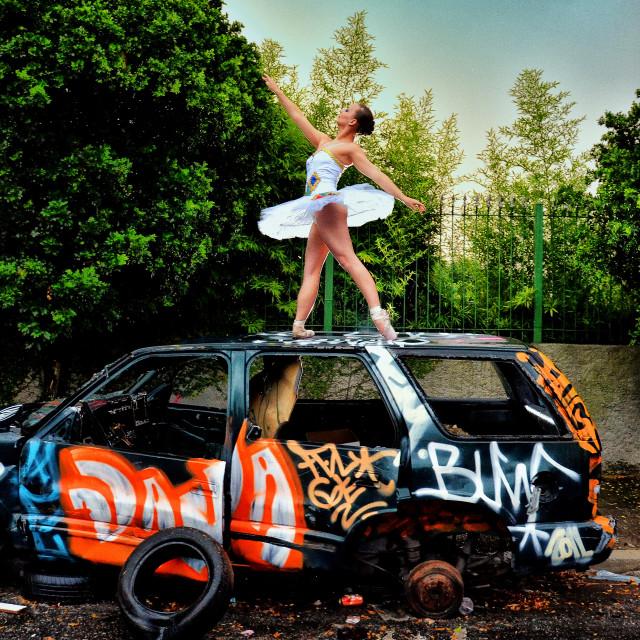 """ballet"" stock image"