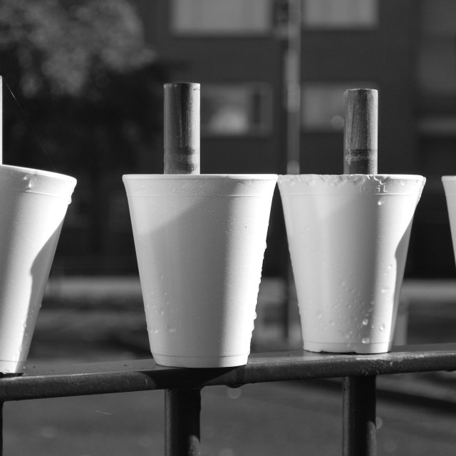 """Coffee Cups"" stock image"