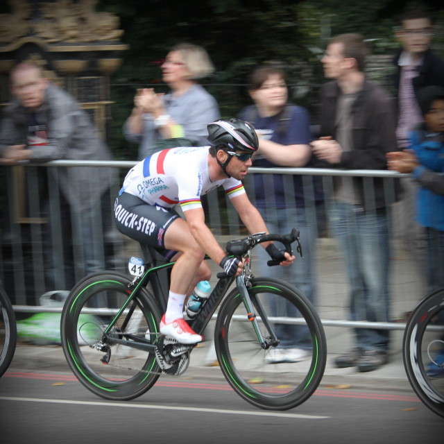 """Cav, Tour of Britain, Stage 8 (London), 22/09/2013"" stock image"