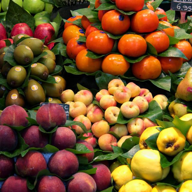 """A Bit Fruity"" stock image"