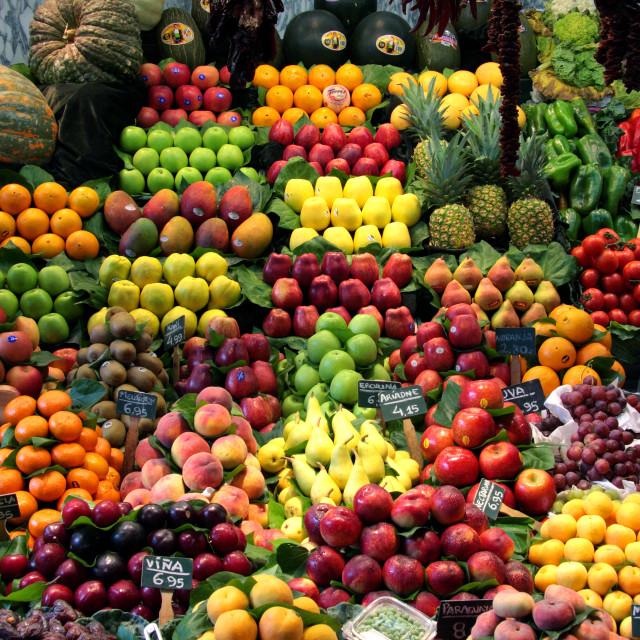 """Fruity!"" stock image"