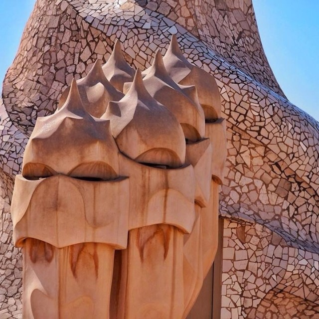 """Helm of Gaudi"" stock image"