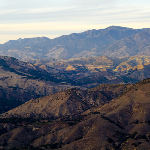 """View from Knapp's Castle"" stock image"