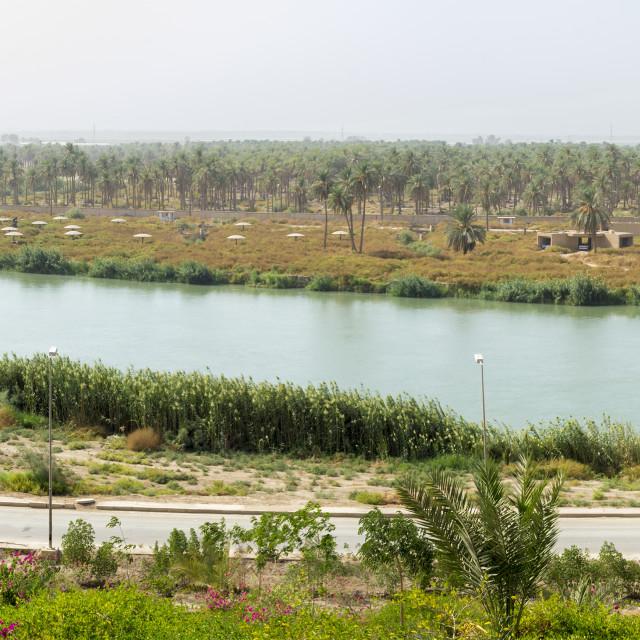 """Euphrates"" stock image"