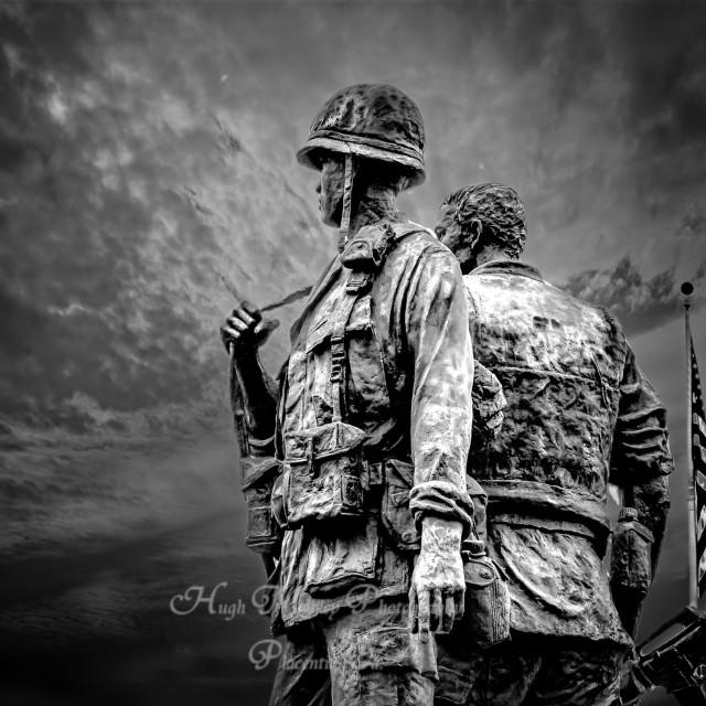 """Vietnam Statue"" stock image"