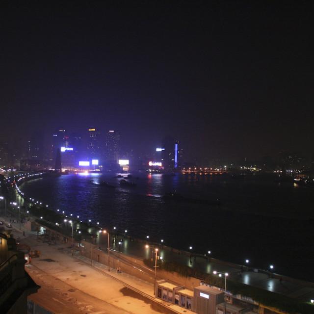 """Shanghai Bund"" stock image"