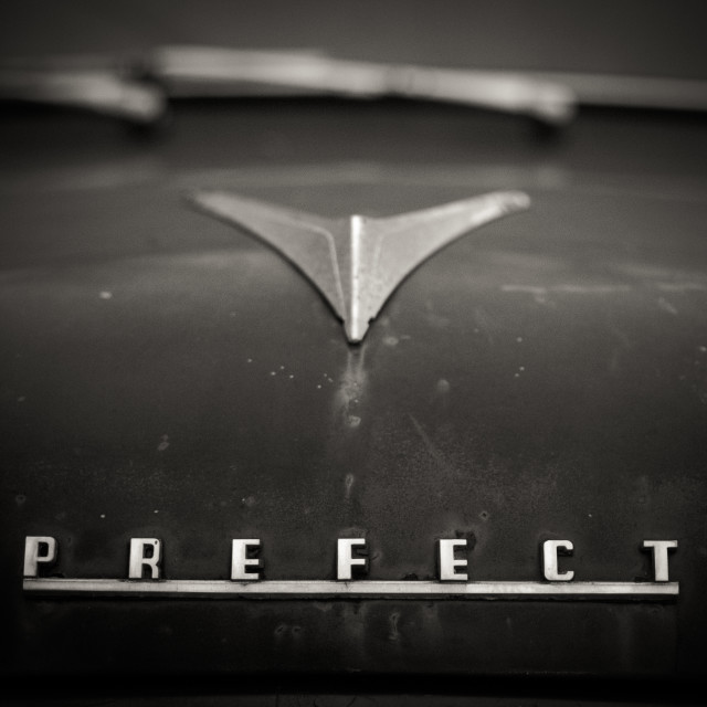"""Ford Prefect"" stock image"