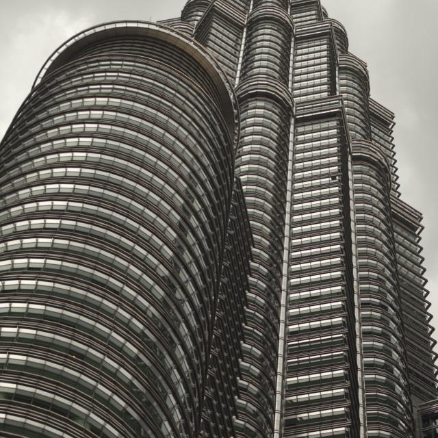"""""""Petronas, KL"""" stock image"""