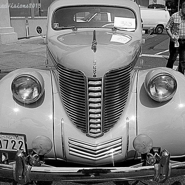 """1938 De Soto #1"" stock image"