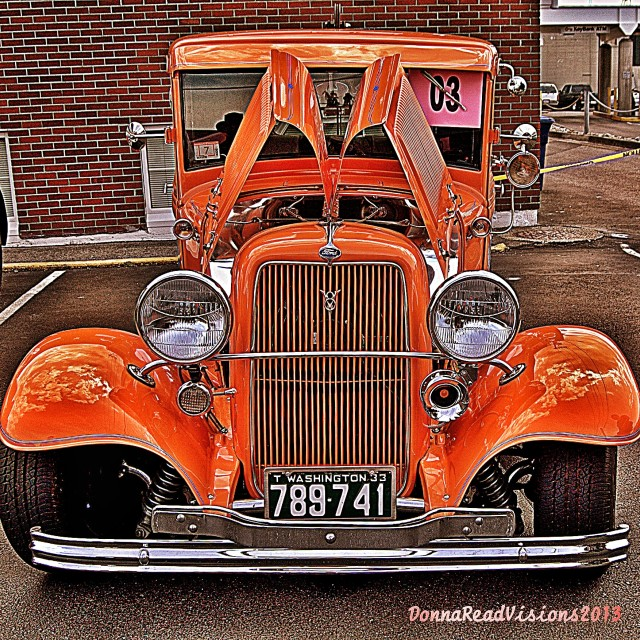 """1933 Ford #1"" stock image"