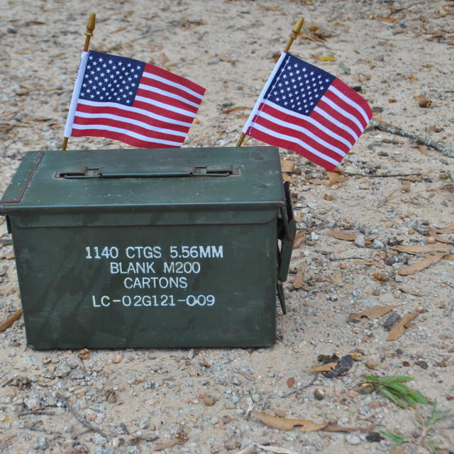 """military ammo box"" stock image"