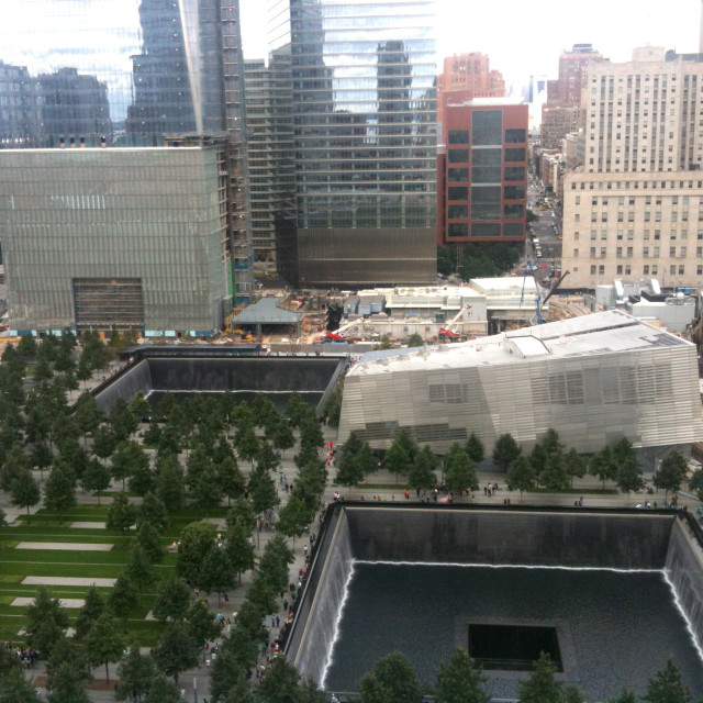 """9/11 Memorial 