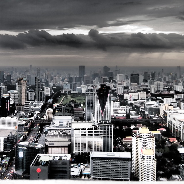 """Bangkok"" stock image"