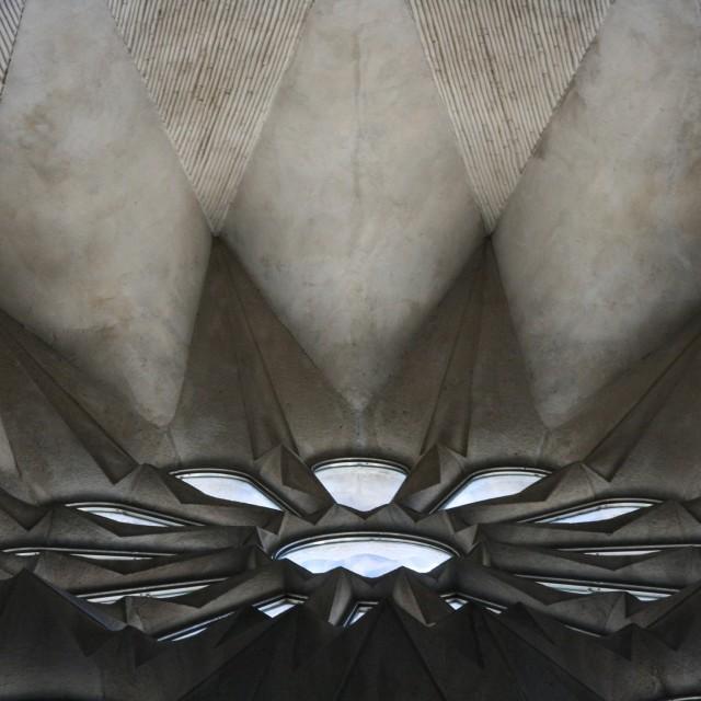 """Sagrada Spain"" stock image"