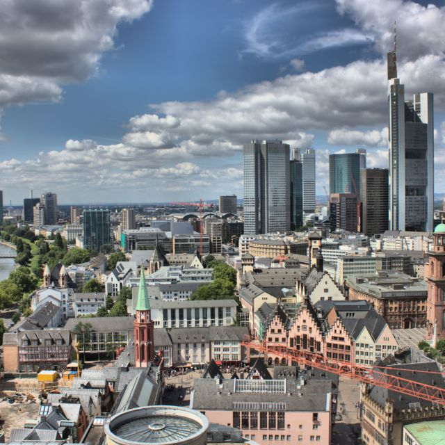 """Frankfurt 2"" stock image"