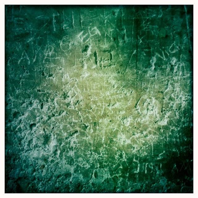 """Ancient Graffiti"" stock image"