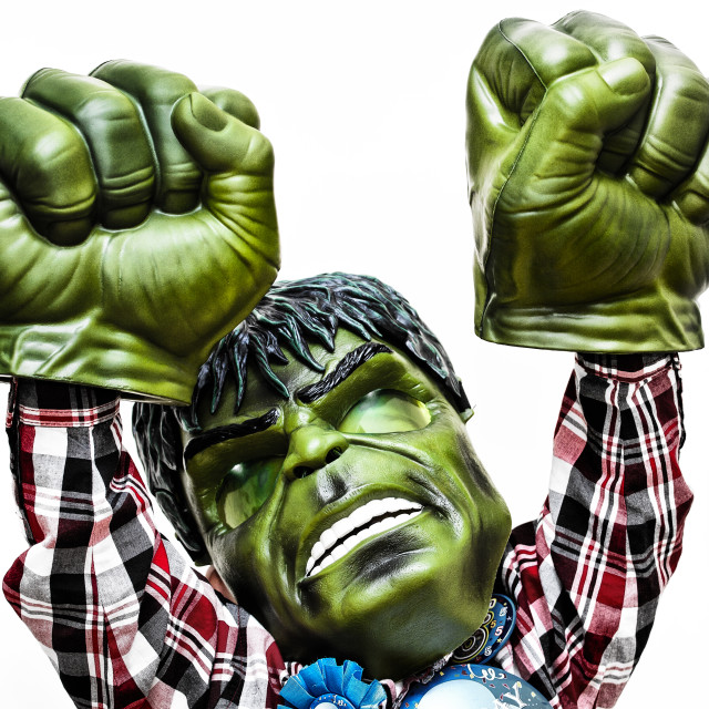"""Hulk"" stock image"