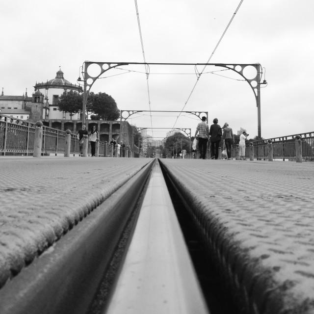 """Light Rail"" stock image"